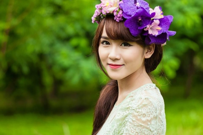 9 Hnh Hot Girl 9X D Thng Nht Trong Nm - Hnh Nh P Hd