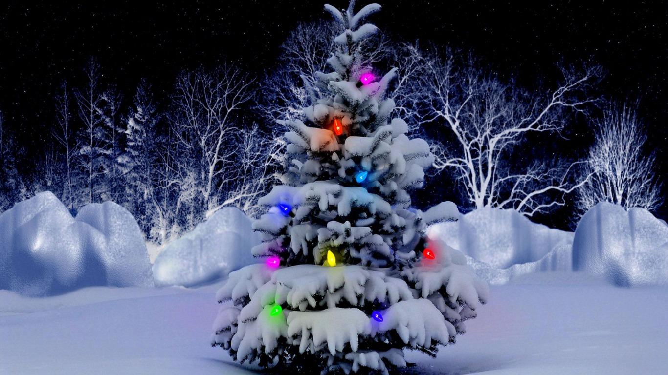 Cách Trang Trí Cây Thông Noel Nổi Bần Bật Cho Mùa Giáng Sinh