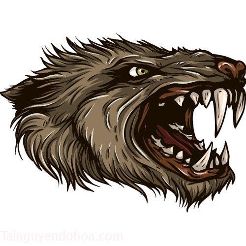 Beast-Head