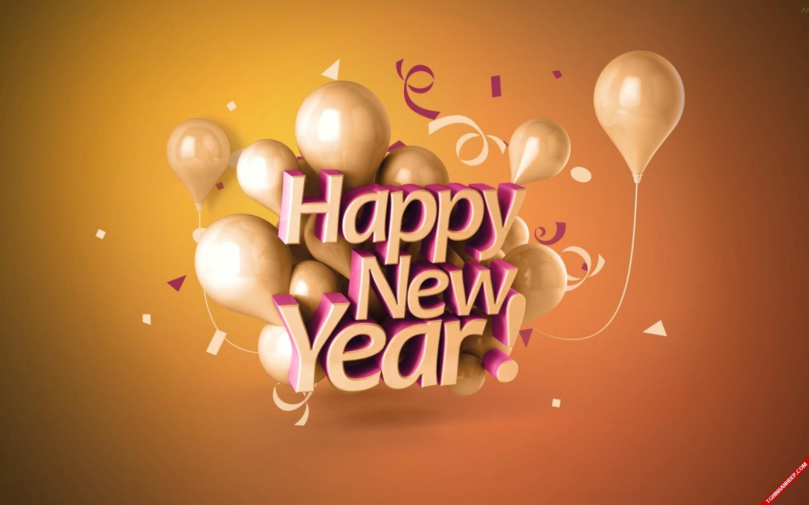 100 hình nền chúc mừng năm mới 2017đẹp nhất