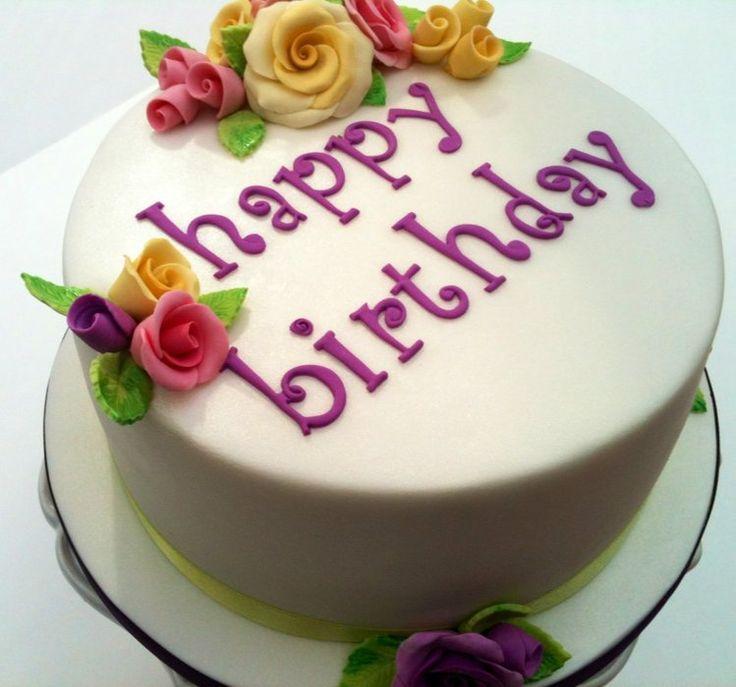 bánh kem sinh nhật đơn giản