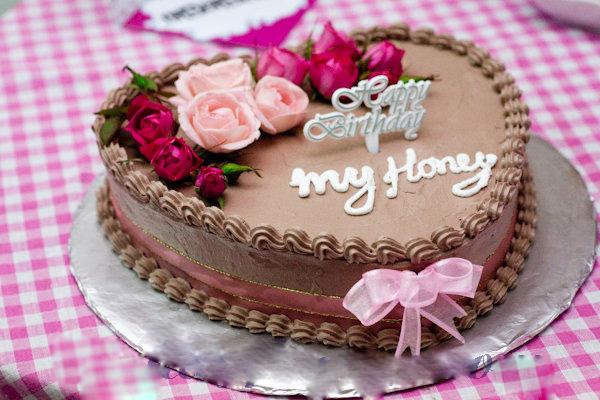 bánh sinh nhật socola