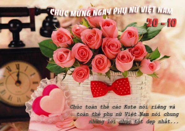 thiep chuc mung 20-10 dep nhat