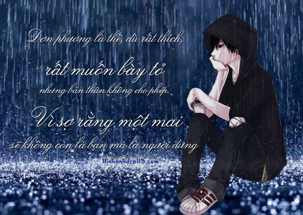 789 hình ảnh buồn làm avatar tâm trạng hình đại diện buồn cô đơn