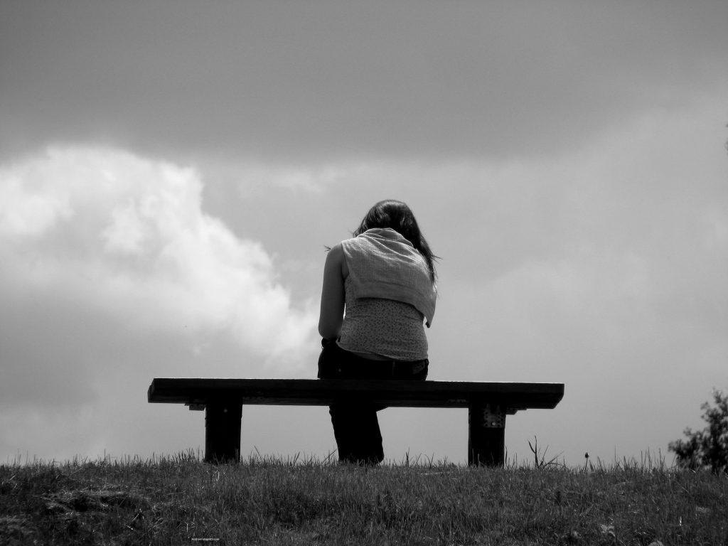 Download hình ảnh buồn chất của cô gái với tâm trạng buồn nhất