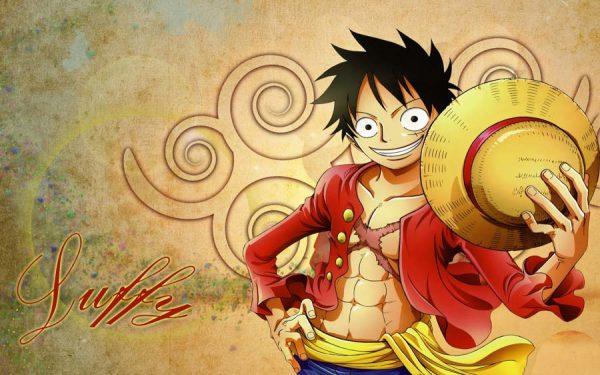 Hình ảnh trong One Piece ảnh Luffy gear 4 cực bá đạo