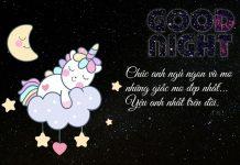 Tổng hợp những lời chúc ngủ ngon dễ thương cho người yêu