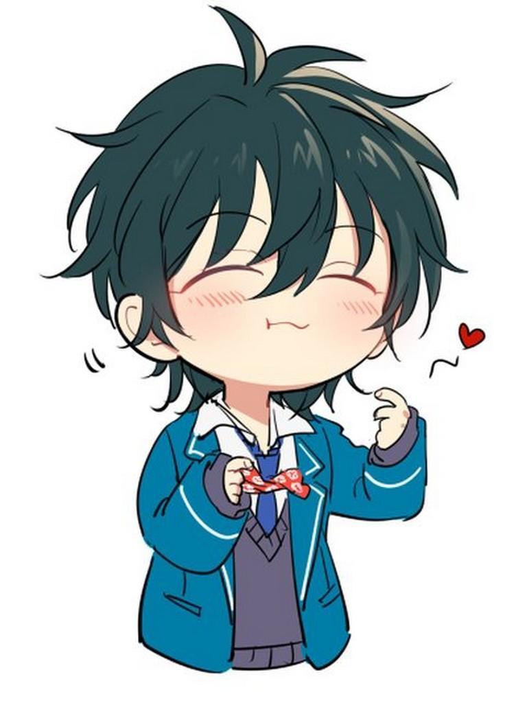 anime cute nam 2