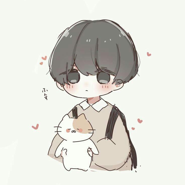 anime nam cute